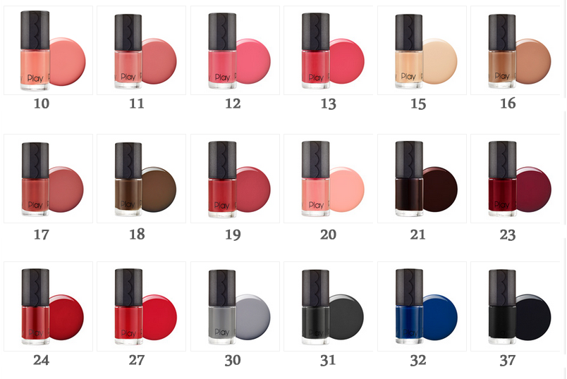 Paly Nail New All colors – Daeyeon
